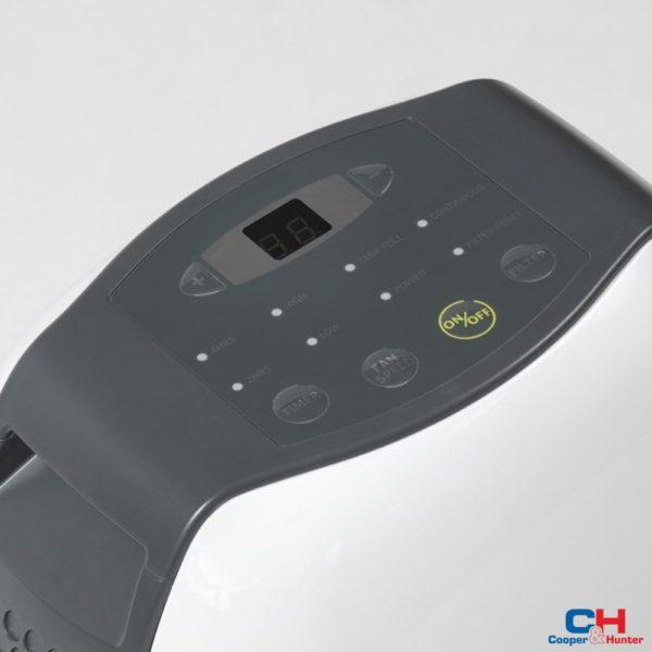 Мобильный осушитель воздуха Cooper&Hunter CH-D008WD1-18LD (18 л/сутки)