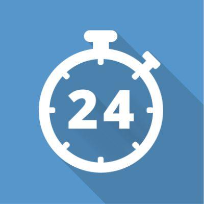 24hr timer mode